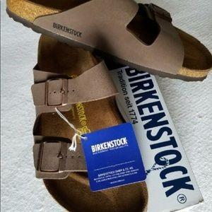 NWT Men's birkenstock Arizona Size 10